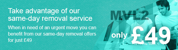 Same-day Removal Services at Revolutionary Low Prices
