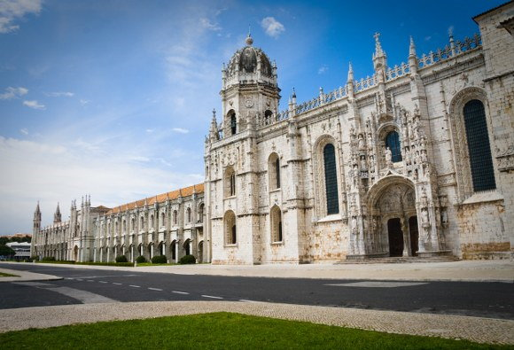 moving home to Lisbon