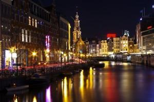 International Move to Amsterdam
