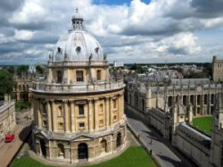 Removal Services to Oxford
