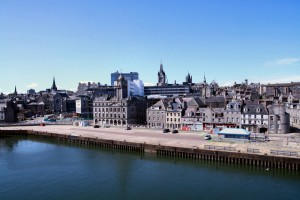 Removal Services to Aberdeen