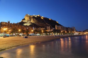 Removal Services to Alicante