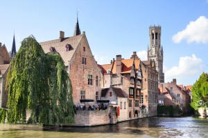 Removal Services to Bruges