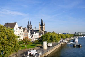 Removal Services to Cologne