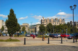 Removal Services to Dundee
