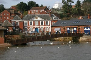 Removal Services to Exeter