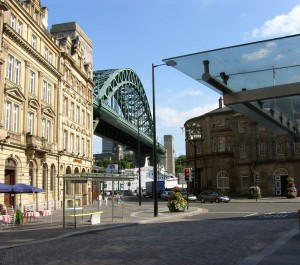Removal Services to Gateshead