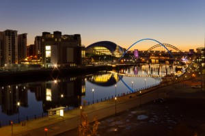 Removal Services to Newcastle upon Tyne