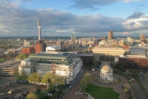 Removal services to Birmingham