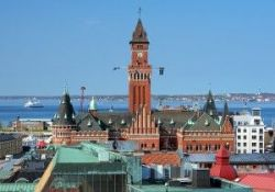 Removal Services to Helsingborg