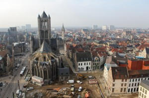Removals to Ghent