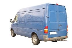 e14 van to hire in cubitt town