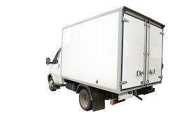 e8 moving trucks in dalston