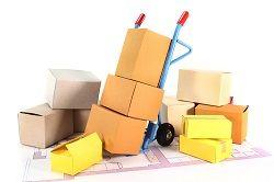 da8 removal boxes in erith