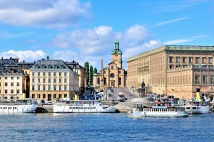 house removal to Stockholm