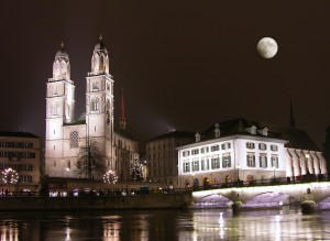 international move to Zurich