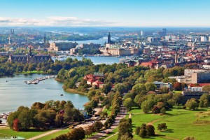 international movers to Stockholm
