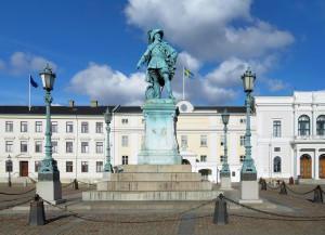 international relocation to Gothenburg