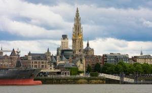 Moving from Antwerp