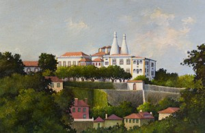 Removal Services to Sintra