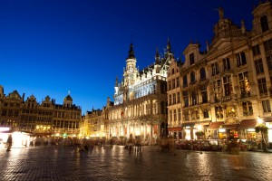 overseas removals to Brussels