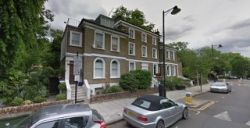 n1 office movers in canonbury
