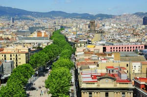 Removal in Barcelona