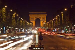 Removal to Paris