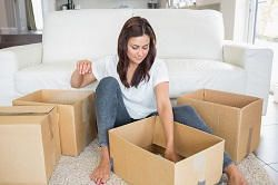 House removal service in Lamorbey