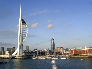 Removal Services to Portsmouth